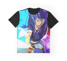 MELEE | Marth - Neutral Blue Graphic T-Shirt