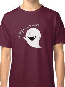 Happy Halloween Ghost Classic T-Shirt