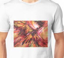 Redtailed riot Unisex T-Shirt