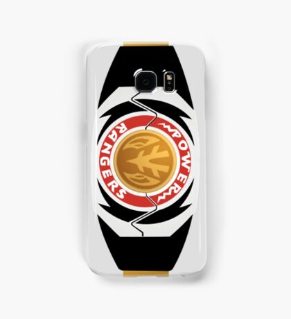 White Morpher Galaxy Case Samsung Galaxy Case/Skin