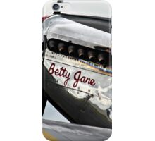 Betty Jane iPhone Case/Skin