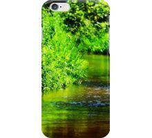 Something Green iPhone Case/Skin