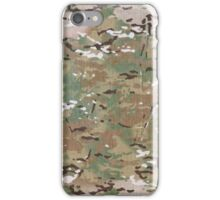 Camo multicam iPhone Case/Skin