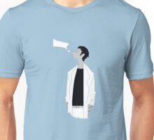 Smoking Man Unisex T-Shirt
