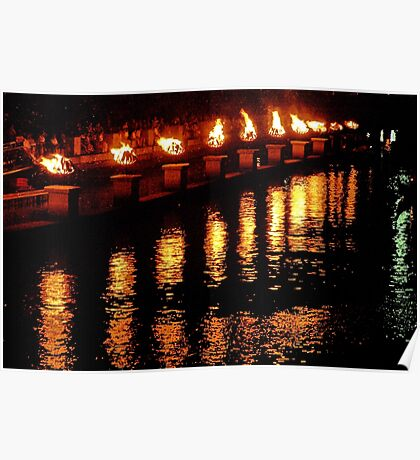 Reflections of Fire Poster