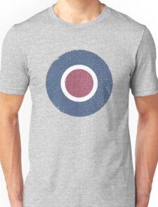 Vintage Look WW2 British Royal Air Force Roundel Unisex T-Shirt