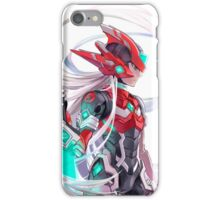 Mega Zero Lord iPhone Case/Skin