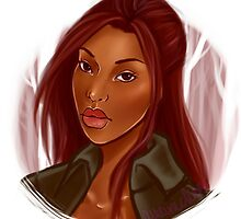 Sleepy Hollow - Abbie Mills by Vivid-K