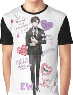 Daddy Jumin Graphic T-Shirt
