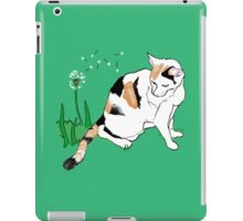Tinkerbell and Dandelion iPad Case/Skin
