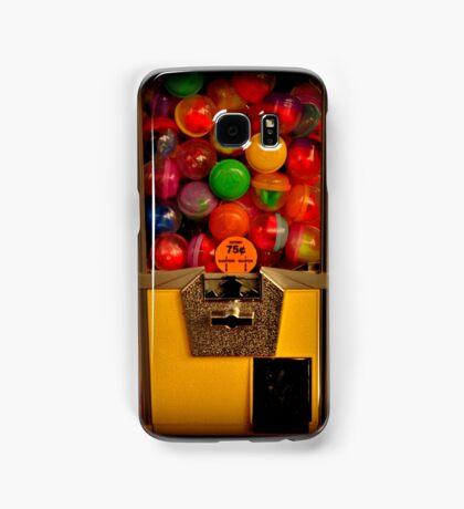 Gumball Machine Yellow - Series - Iconic New York City Samsung Galaxy Case/Skin