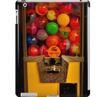 Gumball Machine Yellow - Series - Iconic New York City iPad Case/Skin