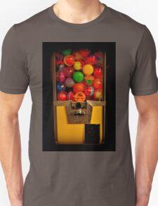 Gumball Machine Yellow - Series - Iconic New York City T-Shirt