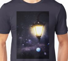 Winter Street Lamp 2 Unisex T-Shirt