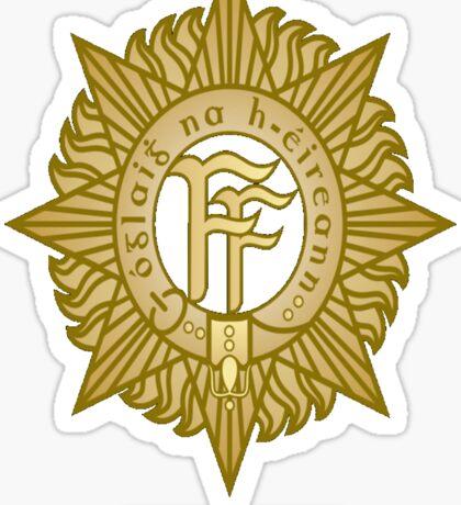 Irish Defence Forces Sticker
