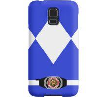 Blue Ranger Galaxy Case Samsung Galaxy Case/Skin
