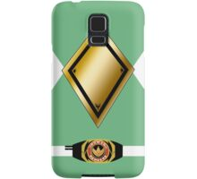 Green Ranger Galaxy Case Samsung Galaxy Case/Skin