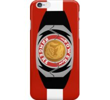 Red Morpher Iphone Case iPhone Case/Skin