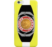 Yellow Morpher Iphone Case iPhone Case/Skin