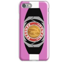 Pink Morpher Iphone Case iPhone Case/Skin