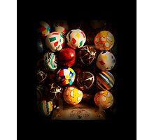 Gumball Machine in Shadow - Series - Hi-Bounce Balls - Iconic New York City Photographic Print