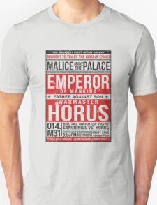 Malice Above The Palace Unisex T-Shirt