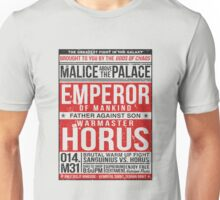 Malice Above The Palace Unisex T-Shirt