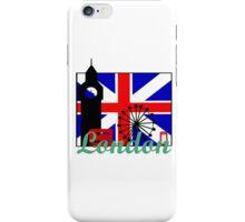 I heart London iPhone Case/Skin