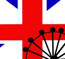 I heart London Sticker