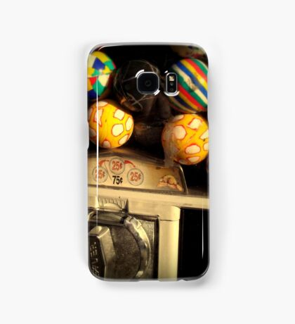 Gumball Memories - Series - Super Closeup Samsung Galaxy Case/Skin
