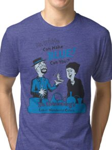 Mr. White Can Make Blue! Can You? Tri-blend T-Shirt
