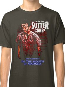 Sutter Cane John Carpenter Horror Movie T-Shirt Classic T-Shirt