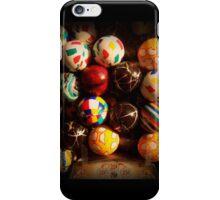 Gumball Machine in Shadow - Series - Hi-Bounce Balls - Iconic New York City iPhone Case/Skin