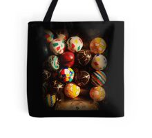 Gumball Machine in Shadow - Series - Hi-Bounce Balls - Iconic New York City Tote Bag