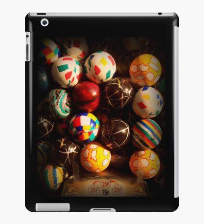 Gumball Machine in Shadow - Series - Hi-Bounce Balls - Iconic New York City iPad Case/Skin
