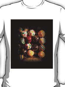 Gumball Machine in Shadow - Series - Hi-Bounce Balls - Iconic New York City T-Shirt