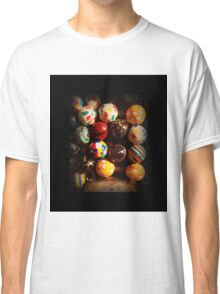 Gumball Machine in Shadow - Series - Hi-Bounce Balls - Iconic New York City Classic T-Shirt