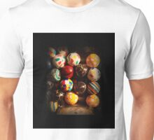 Gumball Machine in Shadow - Series - Hi-Bounce Balls - Iconic New York City Unisex T-Shirt