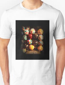 Gumball Machine in Shadow - Series - Hi-Bounce Balls - Iconic New York City T-Shirt