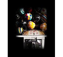 Gumball Memories in Silver - Series - Iconic New York City Photographic Print