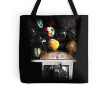 Gumball Memories in Silver - Series - Iconic New York City Tote Bag