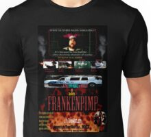 Frankenpimp (2009 ) - 'Original Worldwide Movie Poster' Unisex T-Shirt