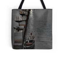 Death Comes Slowly Tote Bag