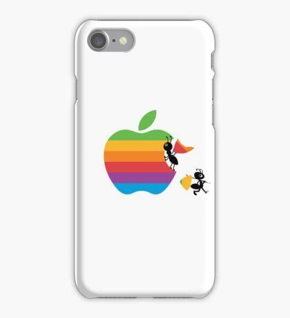 Logo Mystery Revealed iPhone Case/Skin