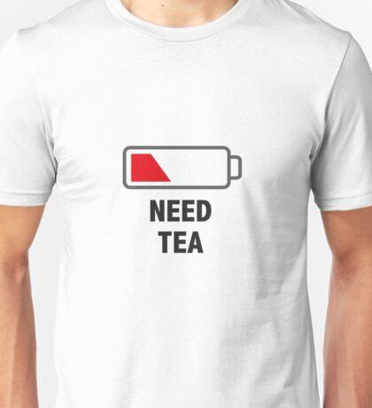 Need TEA!!! Unisex T-Shirt