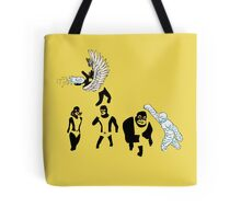 Children of the Atom Tote Bag