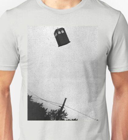 TARDIS UFO Sighting Unisex T-Shirt