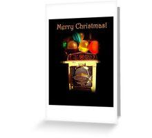 Merry Christmas - Christmas Holiday Card - Gumballs Greeting Card