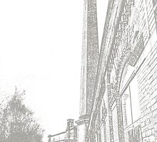 Salt's Mill, Saltaire, Bradford #2 by acespace