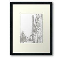 Salt's Mill, Saltaire, Bradford #2 Framed Print